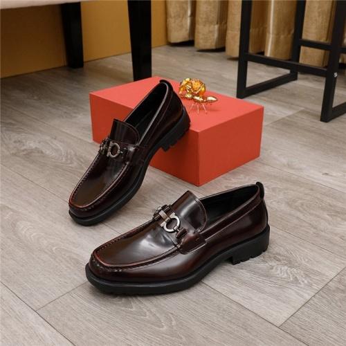 Ferragamo Salvatore FS Casual Shoes For Men #789733