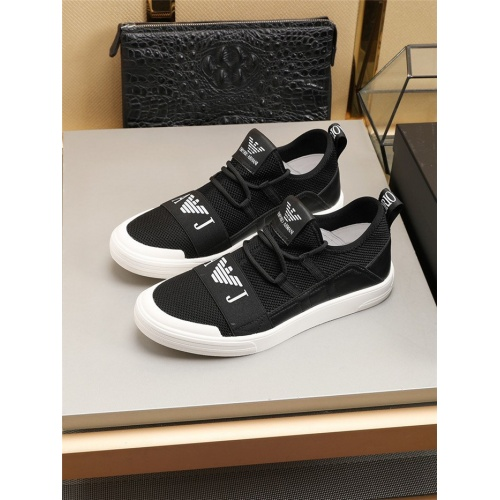 Armani Casual Shoes For Men #789762