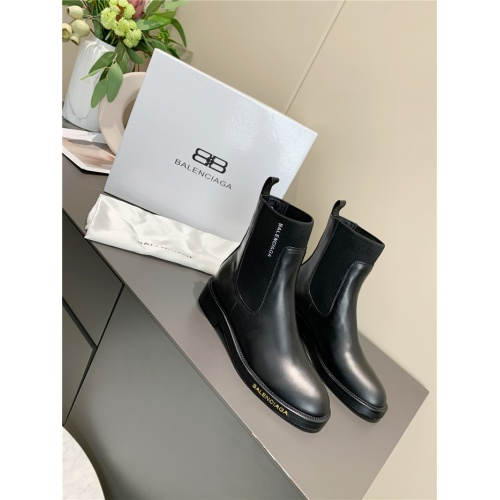 Balenciaga Boots For Women #789807