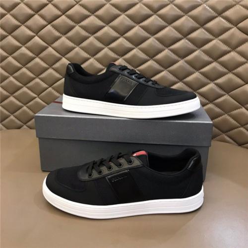 Prada Casual Shoes For Men #789865