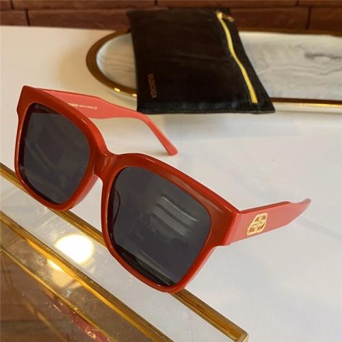 Balenciaga AAA Quality Sunglasses #789947