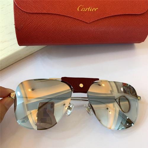 Cartier AAA Quality Sunglasses #790025