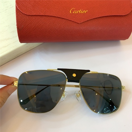 Cartier AAA Quality Sunglasses #790026