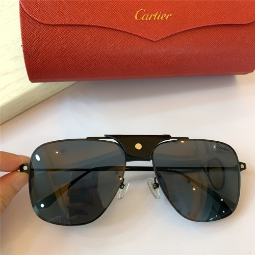 Cartier AAA Quality Sunglasses #790027