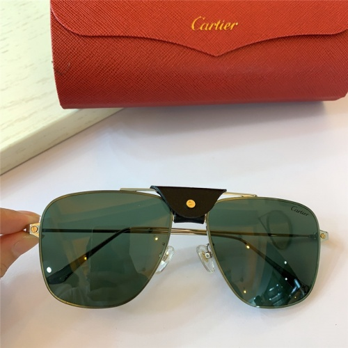 Cartier AAA Quality Sunglasses #790029