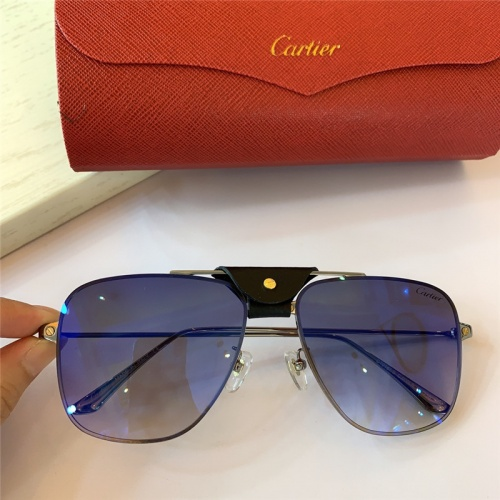 Cartier AAA Quality Sunglasses #790031