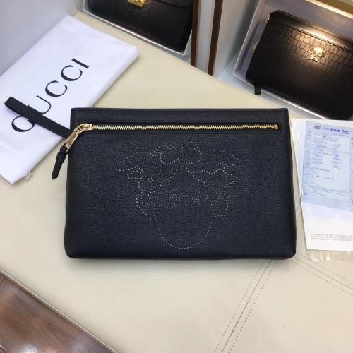 Versace AAA Man Wallets #790048