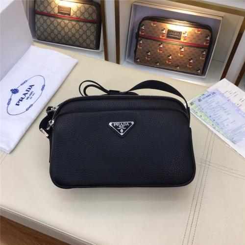 Prada AAA Man Messenger Bags #790074
