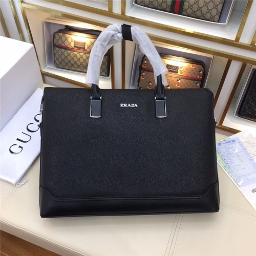 Prada AAA Man Handbags #790133