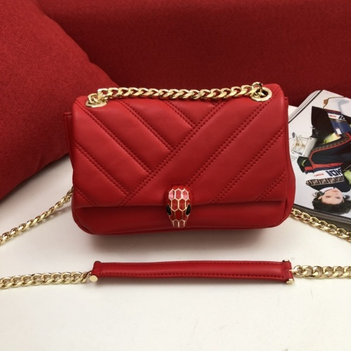 Bvlgari AAA Quality Messenger Bags For Women #790154