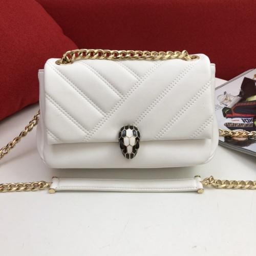 Bvlgari AAA Quality Messenger Bags For Women #790155