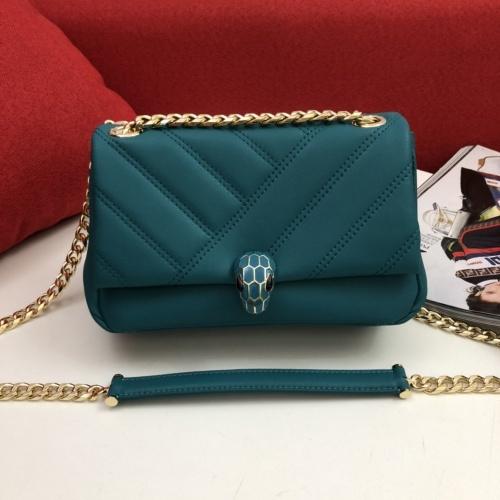 Bvlgari AAA Quality Messenger Bags For Women #790156