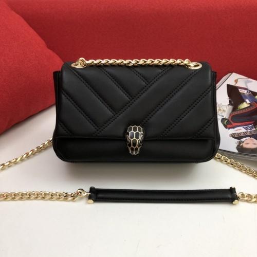 Bvlgari AAA Quality Messenger Bags For Women #790157