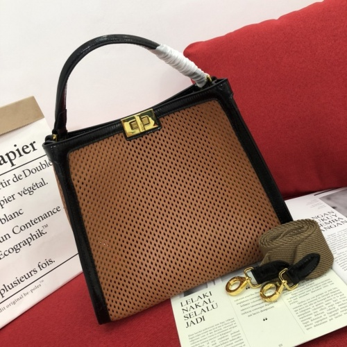 Fendi AAA Quality Handbags For Women #790197