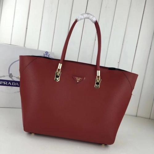 Prada AAA Quality Handbags For Women #790203