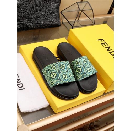Fendi Slippers For Men #790204