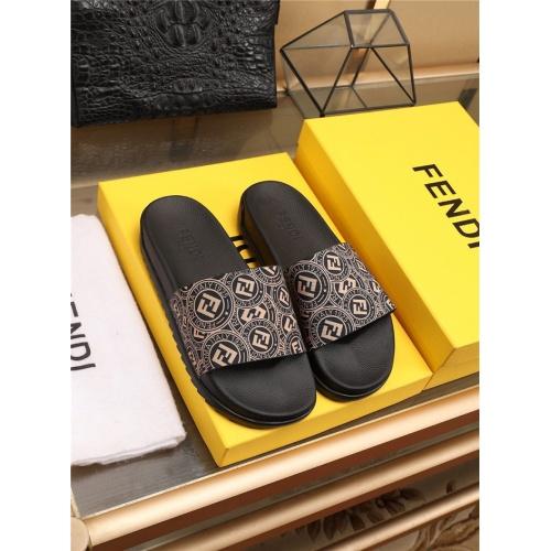 Fendi Slippers For Men #790206