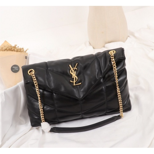 Yves Saint Laurent YSL AAA Quality Shoulder Bags For Women #790232