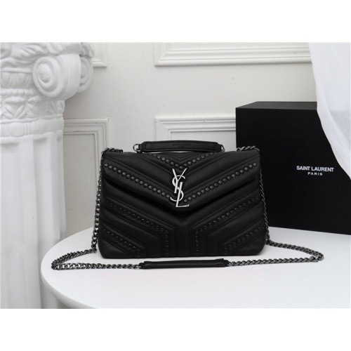 Yves Saint Laurent YSL AAA Quality Messenger Bags For Women #790233