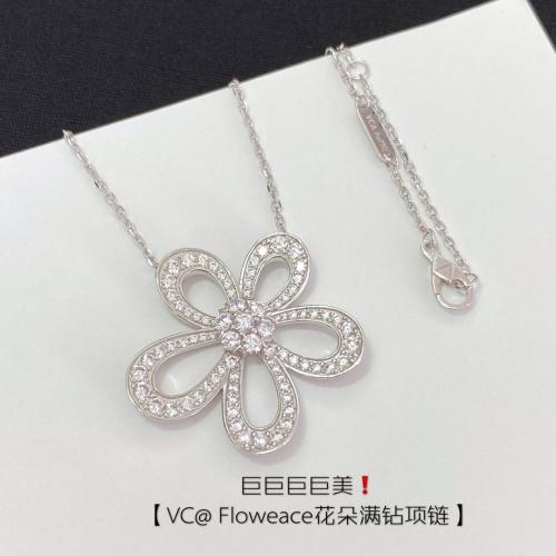 Van Cleef & Arpels Necklaces #790243 $36.86 USD, Wholesale Replica Van Cleef & Arpels Necklaces