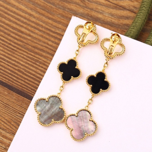 Van Cleef & Arpels Earrings #790265 $39.77 USD, Wholesale Replica Van Cleef & Arpels Earrings
