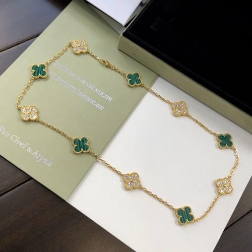 Van Cleef & Arpels Necklaces #790267 $50.44 USD, Wholesale Replica Van Cleef & Arpels Necklaces