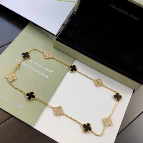 Van Cleef & Arpels Necklaces #790269 $50.44 USD, Wholesale Replica Van Cleef & Arpels Necklaces