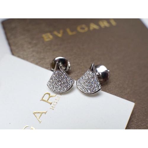 Bvlgari Earrings #790312 $26.19, Wholesale Replica Bvlgari Earrings