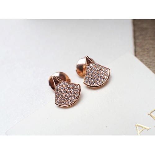 Bvlgari Earrings #790313 $26.19 USD, Wholesale Replica Bvlgari Earrings
