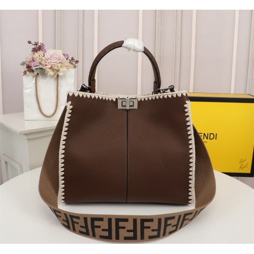 Fendi AAA Quality Handbags For Women #790366