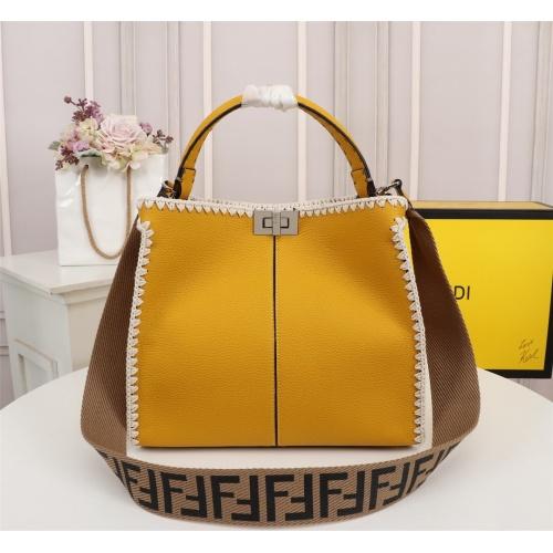 Fendi AAA Quality Handbags For Women #790367