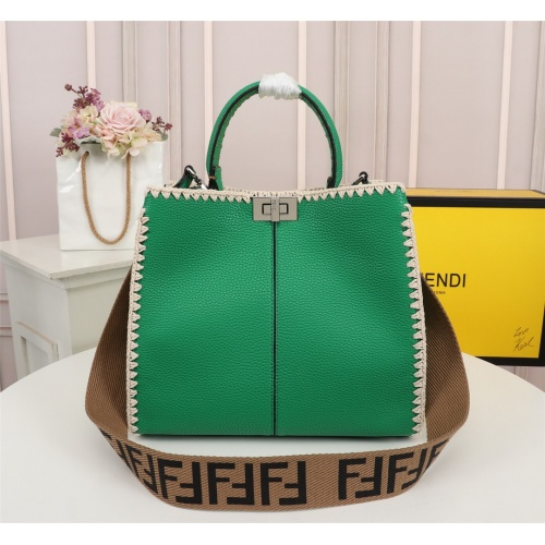 Fendi AAA Quality Handbags For Women #790368