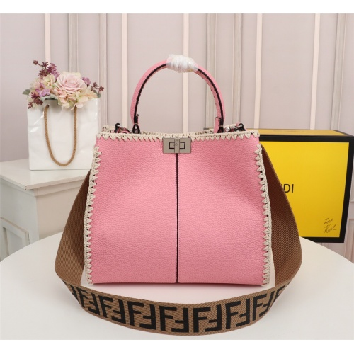 Fendi AAA Quality Handbags For Women #790369