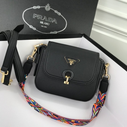 Prada AAA Quality Messeger Bags For Women #790440