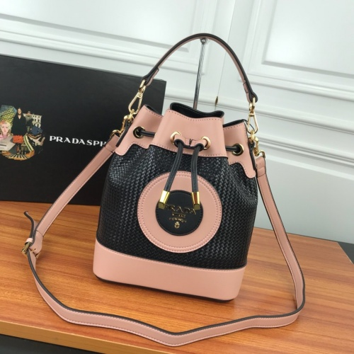 Prada AAA Quality Messeger Bags For Women #790449