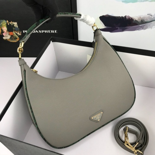 Prada AAA Quality Messeger Bags For Women #790452