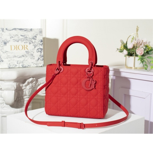 Christian Dior AAA Quality Messenger Bags For Women #790506 $89.24 USD, Wholesale Replica Christian Dior AAA Quality Messenger Bags