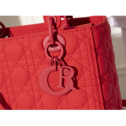 Replica Christian Dior AAA Quality Messenger Bags For Women #790506 $89.24 USD for Wholesale