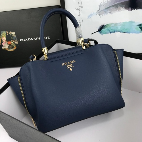 Prada AAA Quality Handbags For Women #790516