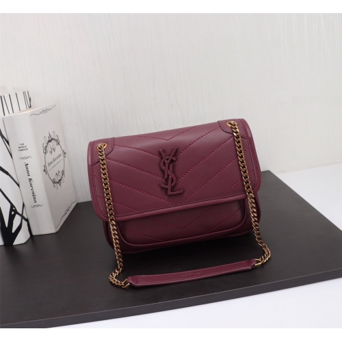 Yves Saint Laurent YSL AAA Quality Shoulder Bags For Women #790529