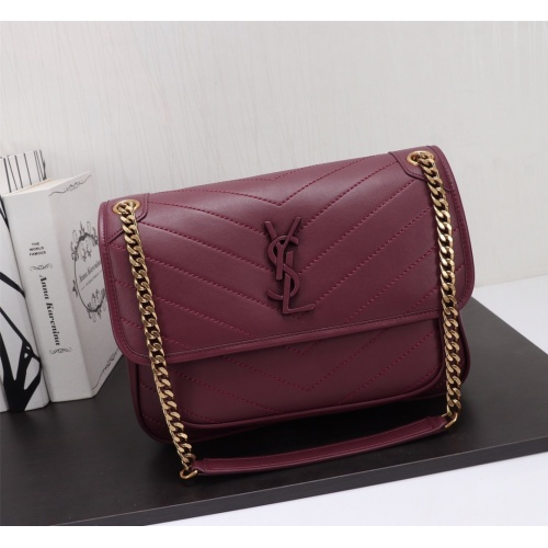Yves Saint Laurent YSL AAA Quality Shoulder Bags For Women #790532