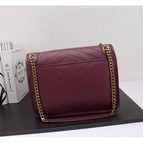 Replica Yves Saint Laurent YSL AAA Quality Shoulder Bags For Women #790532 $124.16 USD for Wholesale