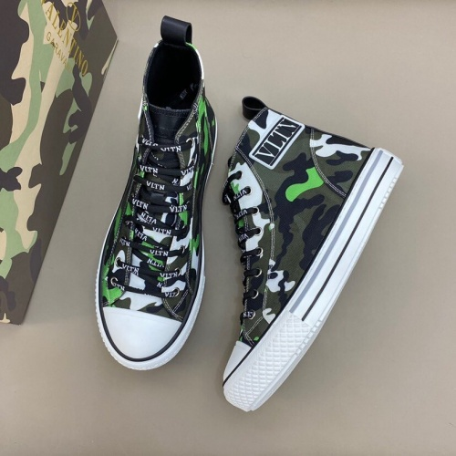 Valentino High Tops Shoes For Men #790569