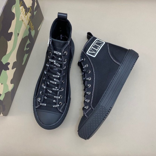 Valentino High Tops Shoes For Men #790573