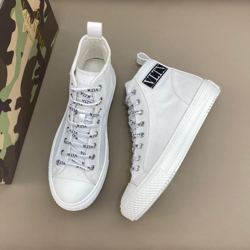 Valentino High Tops Shoes For Men #790575