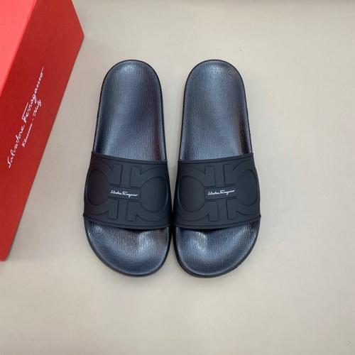 Ferragamo Salvatore FS Slippers For Men #790602