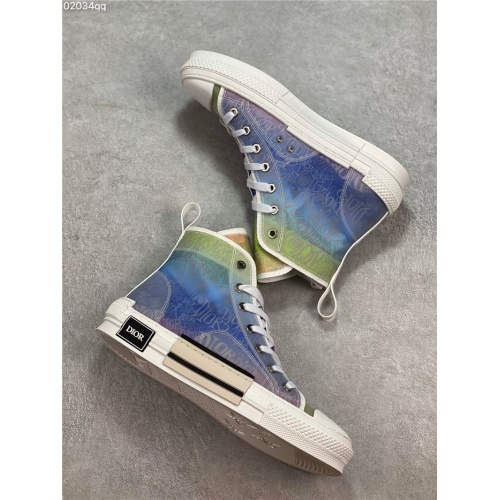Christian Dior High Tops Shoes For Men #790623