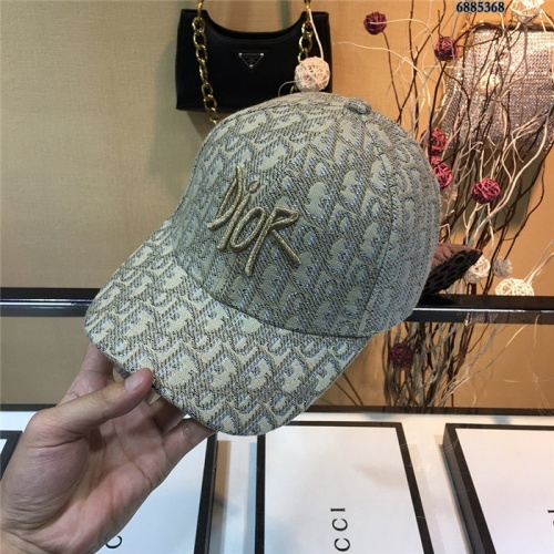 Christian Dior Caps #790639