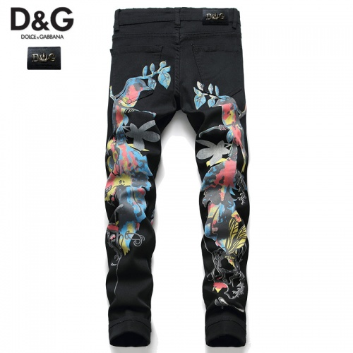 Dolce & Gabbana D&G Jeans Trousers For Men #790786