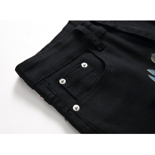 Replica Dolce & Gabbana D&G Jeans Trousers For Men #790786 $46.56 USD for Wholesale